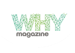 Logo why magazine